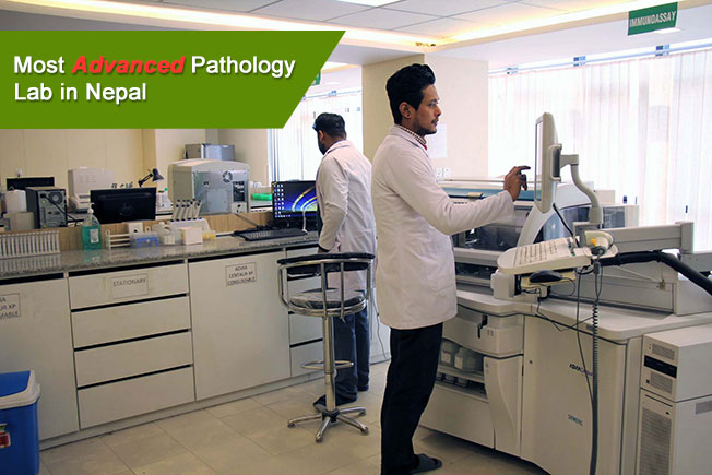 A CLEAR VISION, A NEW BEGINNING OF TOP LEVEL PATHOLOGY LABORATORY SERVICE