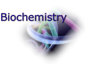 Comprehensive Biochemistry